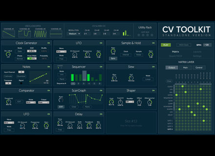 Spektro Audio CV Toolkit 2