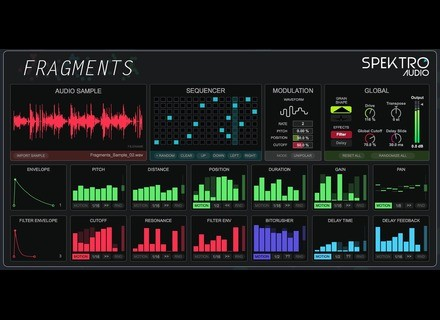 Spektro Audio Fragments
