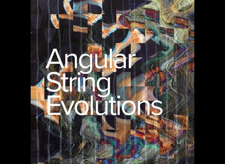 Spitfire Audio Angular String Evolutions