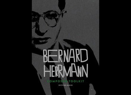 Spitfire Audio Bernard Herrmann Composer Kit