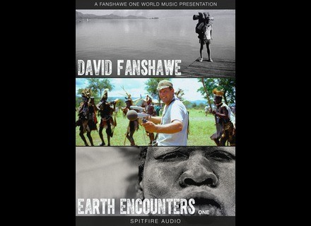 Spitfire Audio Earth Encounters 1