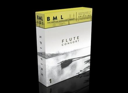 Spitfire Audio Flute Consort Vol 1 - Audiofanzine