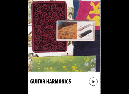 Spitfire Audio Guitar Harmonics