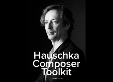Spitfire Audio Hauschka Composer Toolkit