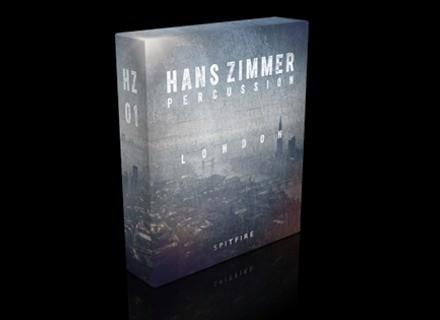 Spitfire Audio HZ01 - Hans Zimmer Percussion