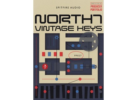 Spitfire Audio North 7 Vintage Keys