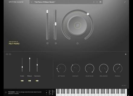 Spitfire Audio Originals - Felt Piano