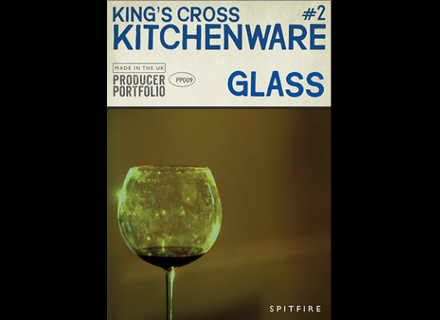 Spitfire Audio PP009 Kitchenware 2 - Glass