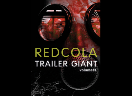 Spitfire Audio Redcola Trailer Giant Volume 1