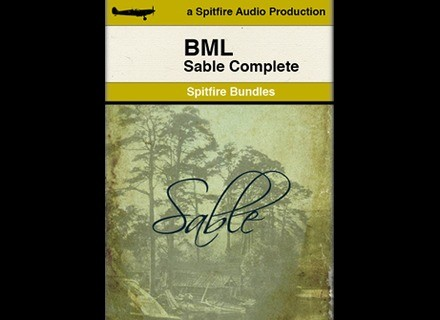 Spitfire Audio Sable Complete Bundle