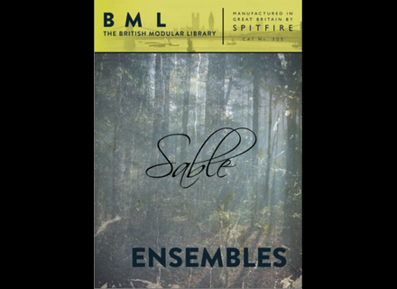 Spitfire Audio Sable Ensembles