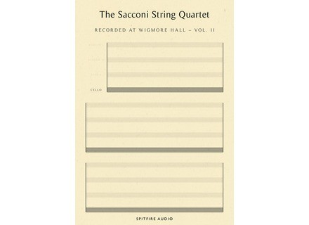 Spitfire Audio Sacconi Strings - Vol. 2 - Cello