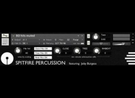 Spitfire Audio Spitfire Percussion