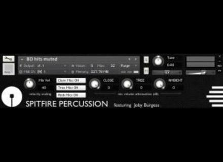 Spitfire Audio Spitfire Percussion
