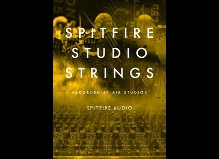 Spitfire Audio Studio Strings