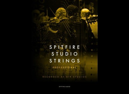 Spitfire Audio Studio Strings Professional