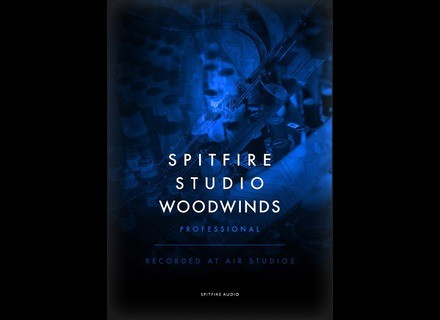 Spitfire Audio Studio Woodwinds Professional