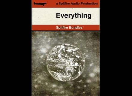 Spitfire Audio The Everything Bundle