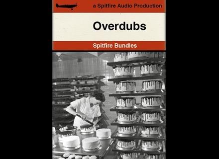 Spitfire Audio The Overdubs Bundle