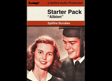 Spitfire Audio The Starter Pack - Albion