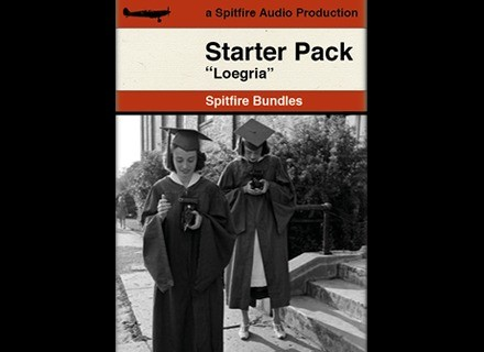 Spitfire Audio The Starter Pack - Loegria