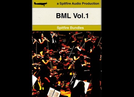 Spitfire Audio British Modular Library