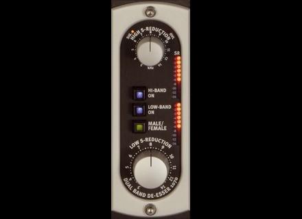 SPL Dual-Band De-Esser