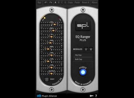 SPL EQ Ranger Plus