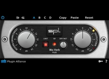 SPL Mo-Verb Plus