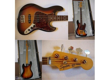Squier Jazz Bass (Made in Japan)