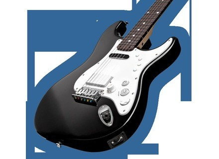Squier Stratocaster Guitar and Controller