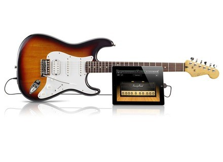 Squier USB Stratocaster