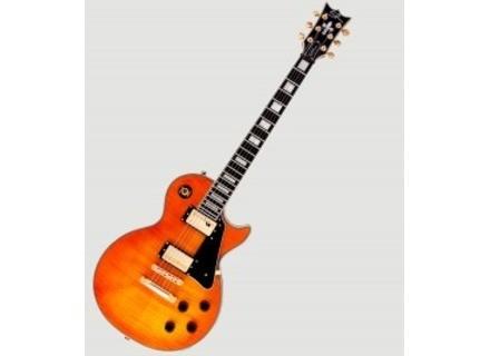 SR Guitars SRLP Luxe - Honey Burst Flamed