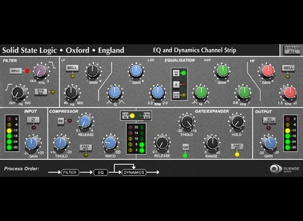 SSL Duende Native Channel