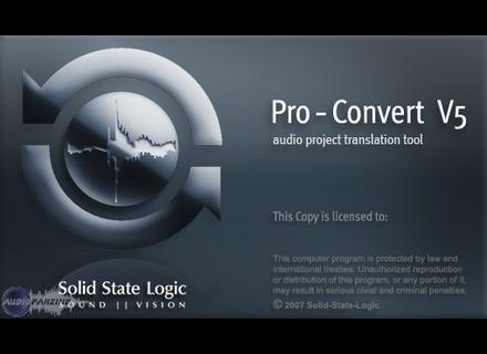 SSL Pro Convert