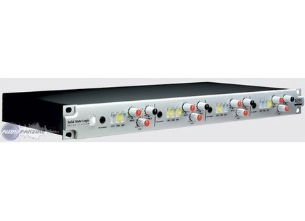 SSL XLogic Alpha VHD Pre