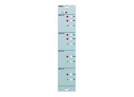 SSL XLogic X-Rack XR624 Eight Channel Input Module