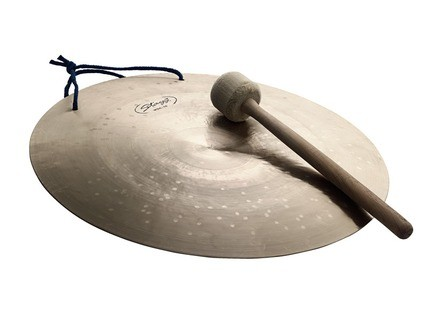 "Stagg Wind Gong 20"" with Beater"