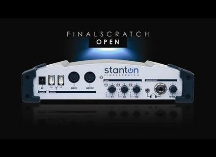 Stanton Magnetics Final Scratch Open