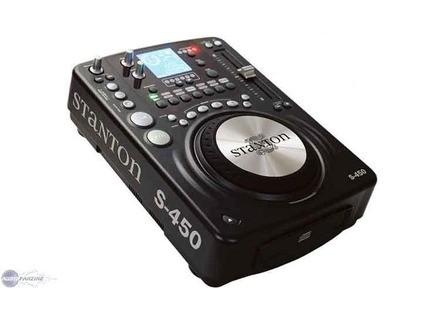 Stanton Magnetics S.450 CD
