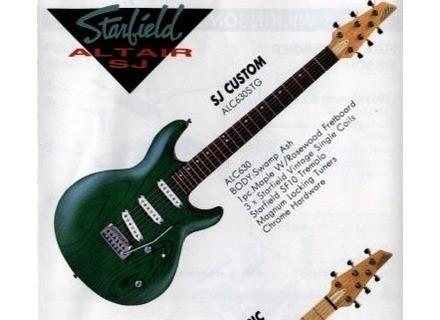 Starfield Altair SJ Custom ALC630
