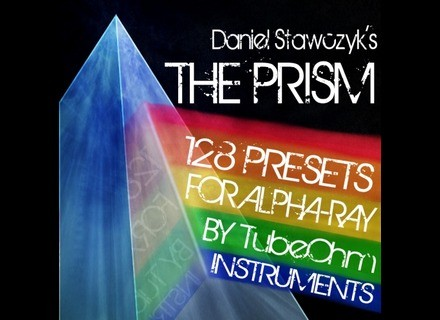 Status / Daniel Stawczyk The Prism for Alpha Rey