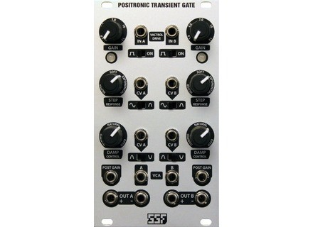 Steady State Fate Positronic Transient Gate