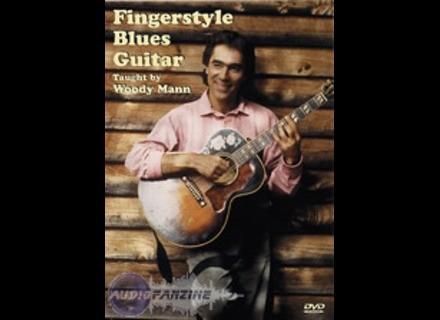 Stefan Grossman Guitar Workshop Fingerstyle Blues Guitar on DVD