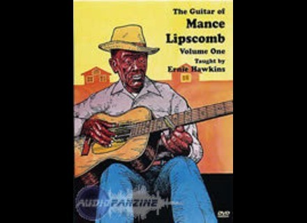 Stefan Grossman Guitar Workshop The Guitar of Mance Lipscomb Vol. 1 on DVD