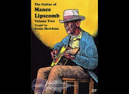 Stefan Grossman Guitar Workshop The Guitar of Mance Lipscomb Vol. 2 on DVD