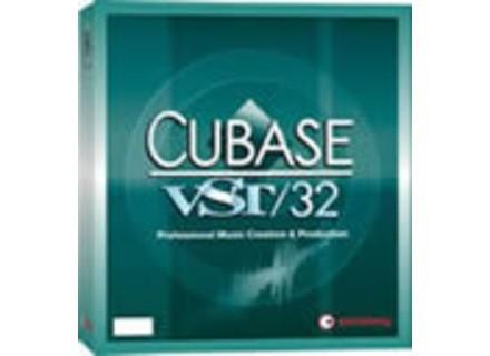 Steinberg Cubase VST32