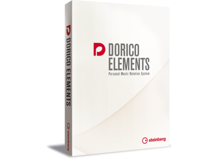 Steinberg Dorico Elements 2