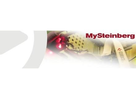 Steinberg MySteinberg