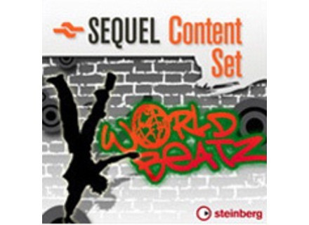 Steinberg Sequel Content Set World Beatz